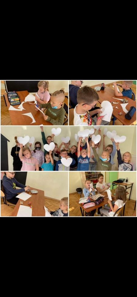 Dzieci ze świetlicy przeciwko uzależnieniom